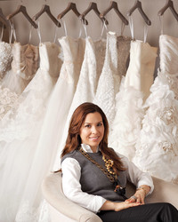 Monique Lhuillier's Surefire Shopping Tips for Buying the Gown of Your Dreams