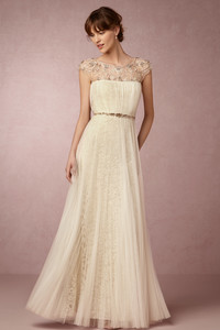 Marchesa x BHLDN Wedding Dress Capsule Collection