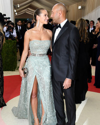 Derek Jeter and Hannah Davis Are Officially Married