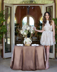6 DIY Glitter Wedding Ideas That Are Actually Chic