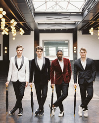 8 New Rules for Dressing Your Groomsmen
