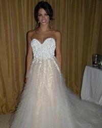 Jenna Dewan Tatum Says She Is Saving Her Wedding Dress For Daughter Everly