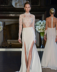 11 Trends to Try from Fall 2016 Bridal Fashion Week