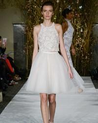 25 Two-Piece Wedding Dresses