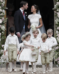 More Inspiration From Pippa Middleton's Wedding to James Matthews