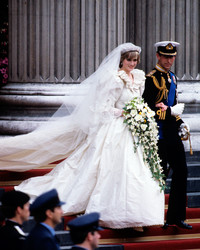 The Surprising Reason No Original Sketch Exists of Princess Diana's Wedding Dress