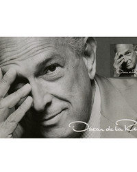 Darcy's Diary: Oscar de la Renta Is Honored with a Commemorative Forever USPS Stamp