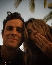Justin Theroux Finally Commented on His Private Wedding to Jennifer Aniston