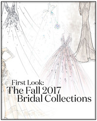 Exclusive: Get a Sneak Peek at the Fall 2017 Bridal Collections!
