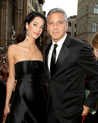Amal Clooney Is Pregnant with Twins!