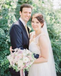 An Ethereal, Purple Wedding in Michigan