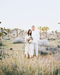 An Epic Multi-Day Wedding with Boho Touches in Palm Springs
