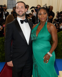 Alexis Ohanian and Serena Williams Have a Hunch About Their Baby's Sex