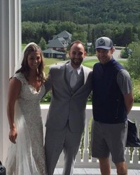 Justin Timberlake Surprised This Bride and Groom During Their First Look!