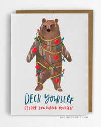 10 Cute Holiday Cards for Every Couple