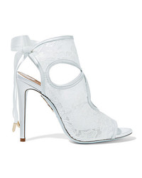 "Chic ""Something Blue"" Wedding Shoes"
