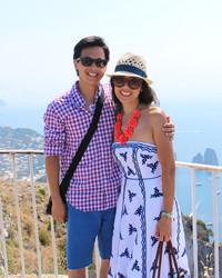 Courtney and Peter's Honeymoon Escapade Across Italy