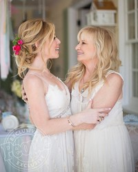Tara Lipinski's Pastel Bridal Shower Was Absolutely Perfect