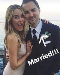 "Dieter Schmitz's Wedding Was Basically a ""Laguna Beach"" Reunion"