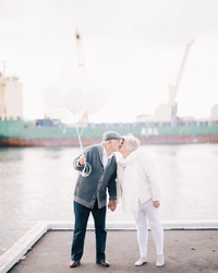 This Couple's 46th Anniversary Photo Shoot Will Make You Believe in Love