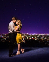 "You Have to See These Amazing ""La La Land""-Inspired Engagement Photos"
