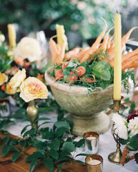 Wedding Centerpieces Your Thanksgiving Table Would Be Envious Of