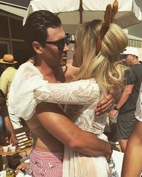 Maks Chmerkovskiy and Peta Murgatroyd Threw a Post-Wedding Pool Party