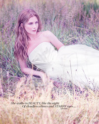 Wedding Dresses Inspired by the Most Romantic Poems of All Time
