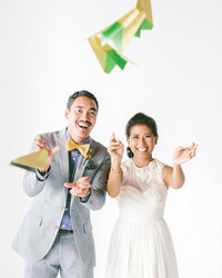 Melissa and Matthew's Fun Dance-Party Wedding in Los Angeles