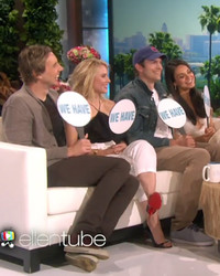 "See Celeb Couples Play an Epic Game of Game of ""Never Have We Ever"" on The Ellen Show"