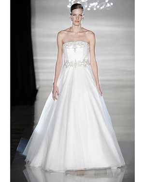 Badgley Mischka, Spring 2009 Bridal Collection