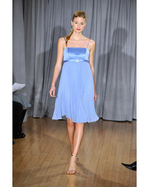 Piccione, Fall 2008 Bridesmaid Collection