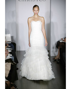 Christos, Spring 2009 Bridal Collection