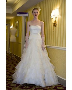 Jennifer Salzman, Spring 2009 Bridal Collection