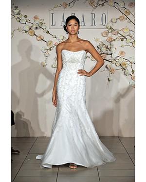 Lazaro, Spring 2009 Bridal Collection