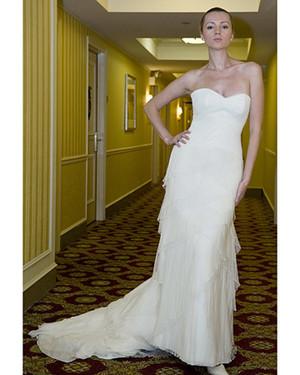 Model Novias, Spring 2009 Bridal Collection