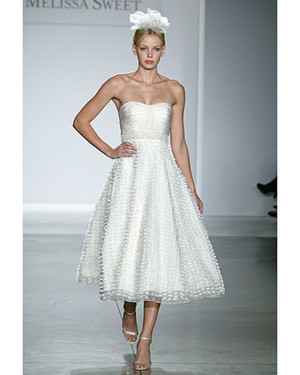 Melissa Sweet, Spring 2009 Bridal Collection