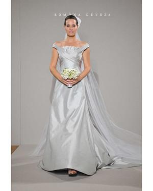 Romona Keveza, Spring 2009 Bridal Collection