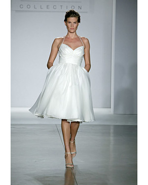 Vineyard by Priscilla of Boston, Spring 2009 Bridal Collection