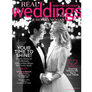 real weddings cover fall SIP 2016