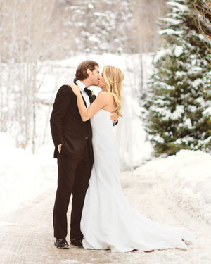 Whitney and Jordan's Winter Wedding in Utah