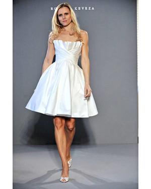 Romona Keveza, Fall 2008 Bridal Collection