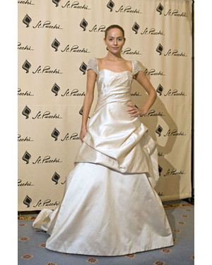 St. Pucchi, Fall 2008 Bridal Collection