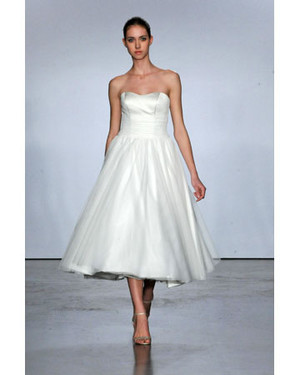 Vineyard by Priscilla, Fall 2008 Bridal Collection