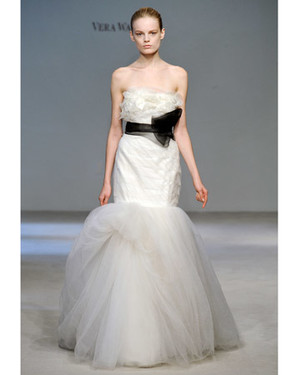 Vera Wang, Spring 2009 Bridal Collection | Martha Stewart Weddings