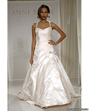 Anne Barge, Spring 2008 Bridal Collection