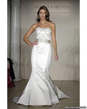 Alvina Valenta, Spring 2008 Bridal Collection