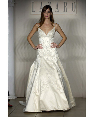 Lazaro, Spring 2008 Bridal Collection