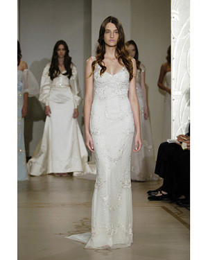 Reem Acra, Spring 2008 Bridal Collection