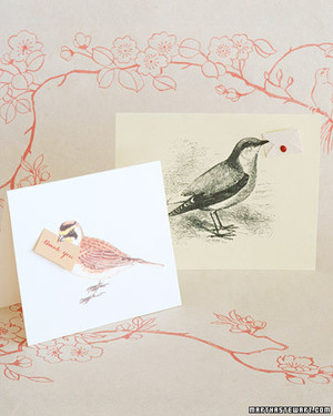 Bird-Inspired Wedding Ideas